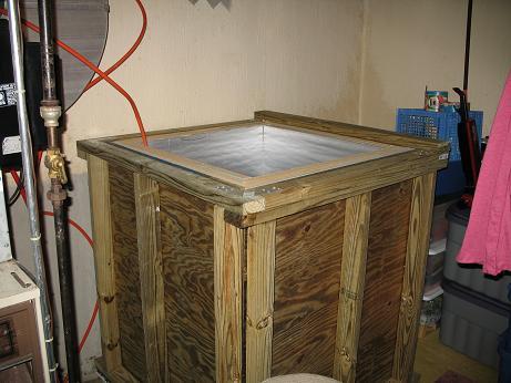 Water Storage Tank: Diy Hot Water Storage Tank